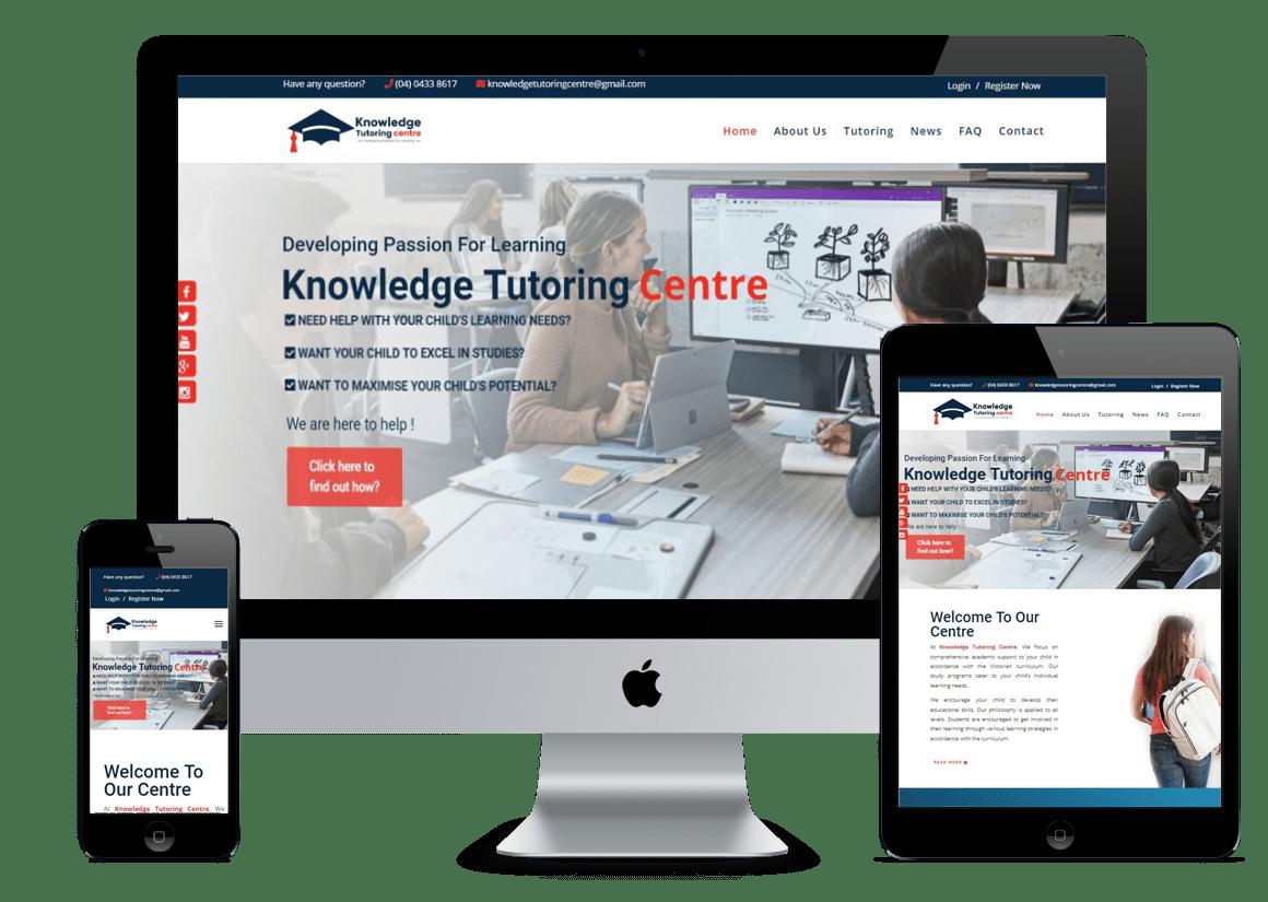 knowledge tutoring centre
